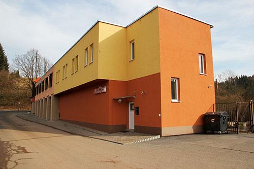 Sídlo společnosti Bureš Art